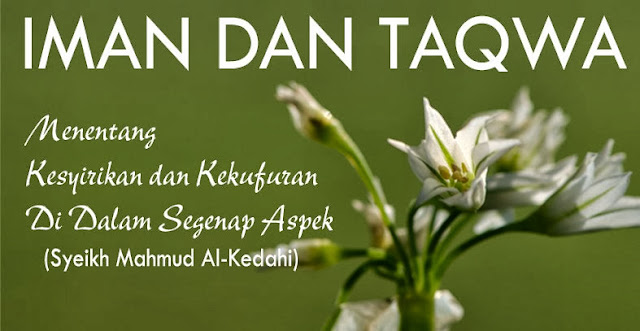 Image result for Iman Dan Taqwa