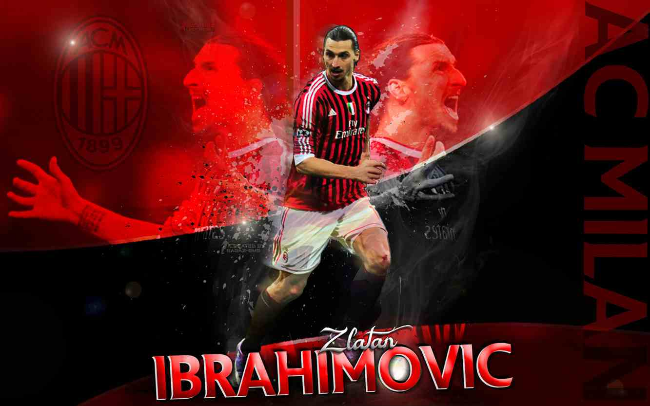 Ricardo Kaka Wallpapers Hd Top Footballer Wallpaper Ac Milan Ibrahimovic Desktop