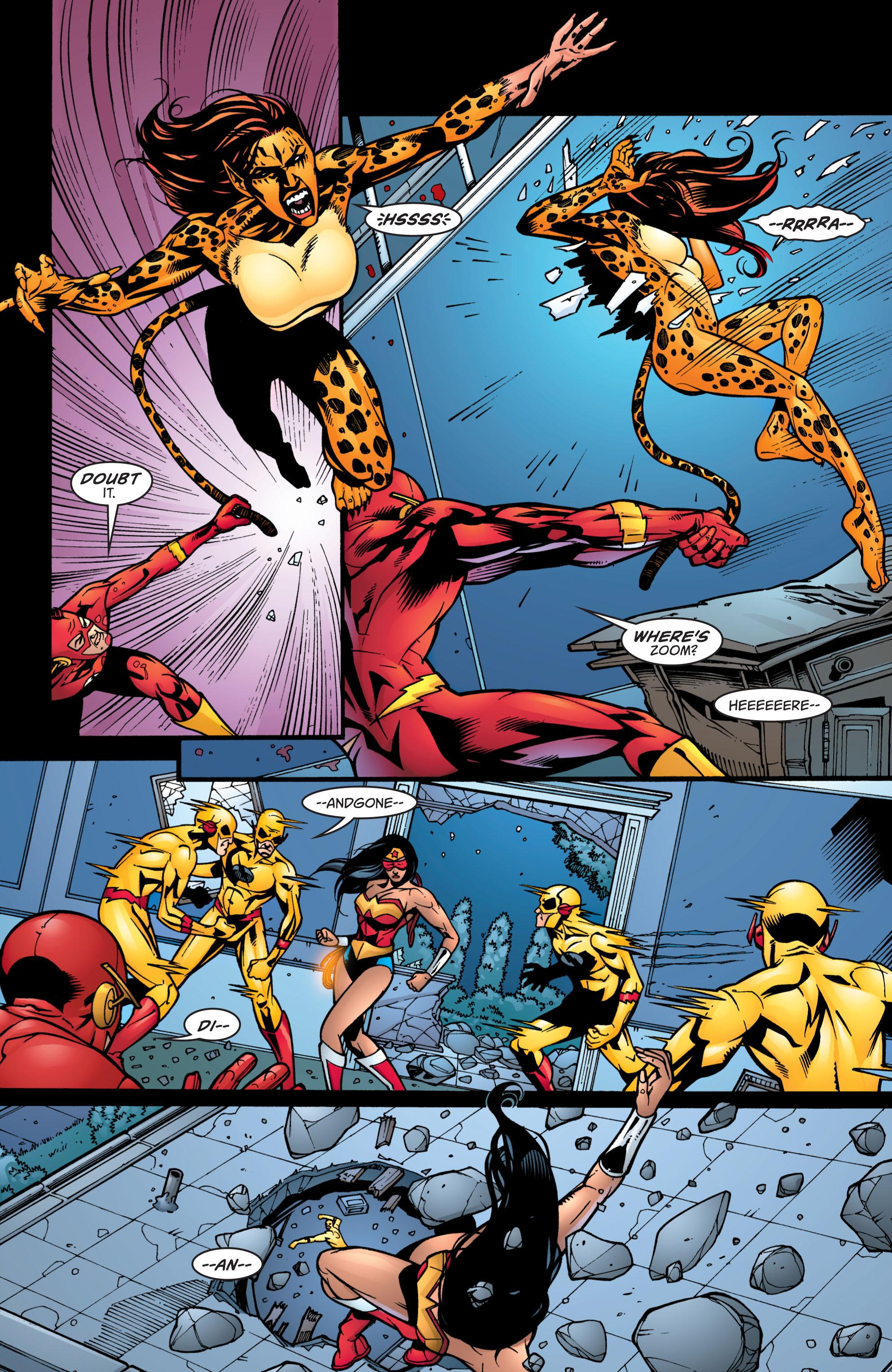 Read online Wonder Woman (1987) comic -  Issue #214 - 7