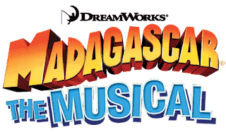 Madagascar The Musical @ New Wimbledon Theatre
