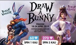 Draw a Bunny FF