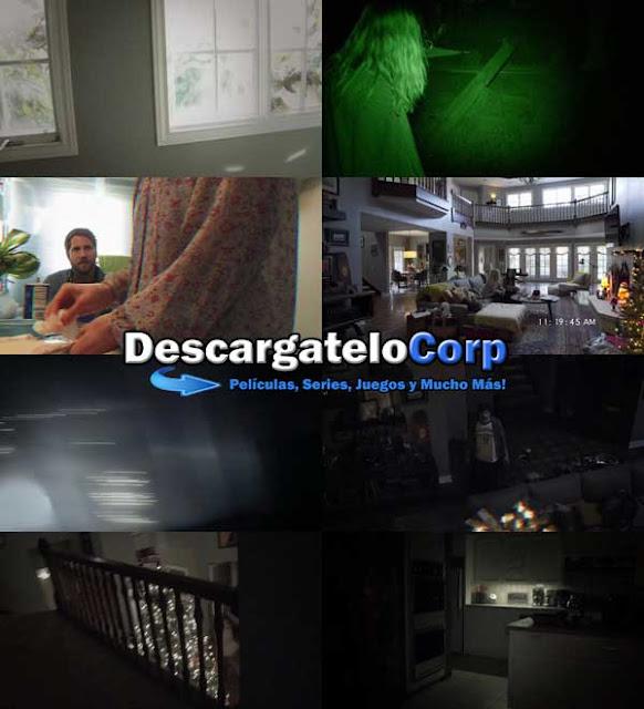 Actividad Paranormal La Dimension Fantasma DVDRip Latino