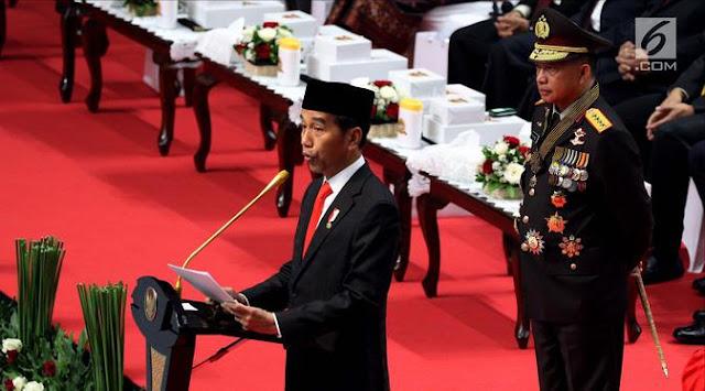 Jokowi: Jangan Mau Dikompori Jelang Pemilihan Presiden