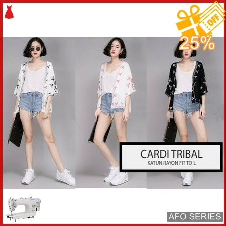 AFO260 Model Fashion Cardi Tribal Modis Murah BMGShop
