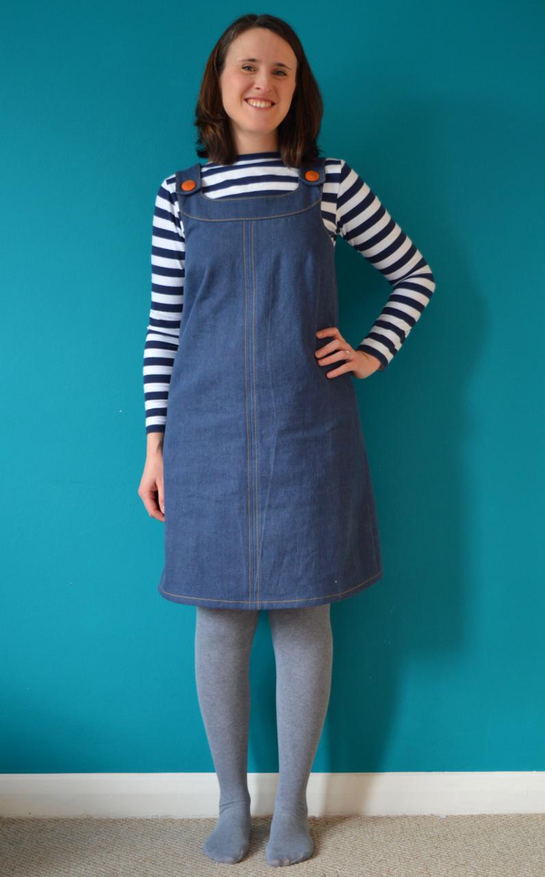 02a77b8ff57f So, Zo...': My Ivy (Karen) Pinafore