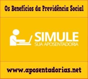 Simule a renda inicial da aposentadoria na Previdência Social.