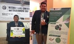 Rommy Parcelino Prabowo, Mahasiswa Asal Pati Raih Juara Pertama Poster Presentation and Competition for Student ICFC 2017 di Universitas Brawijaya Malang