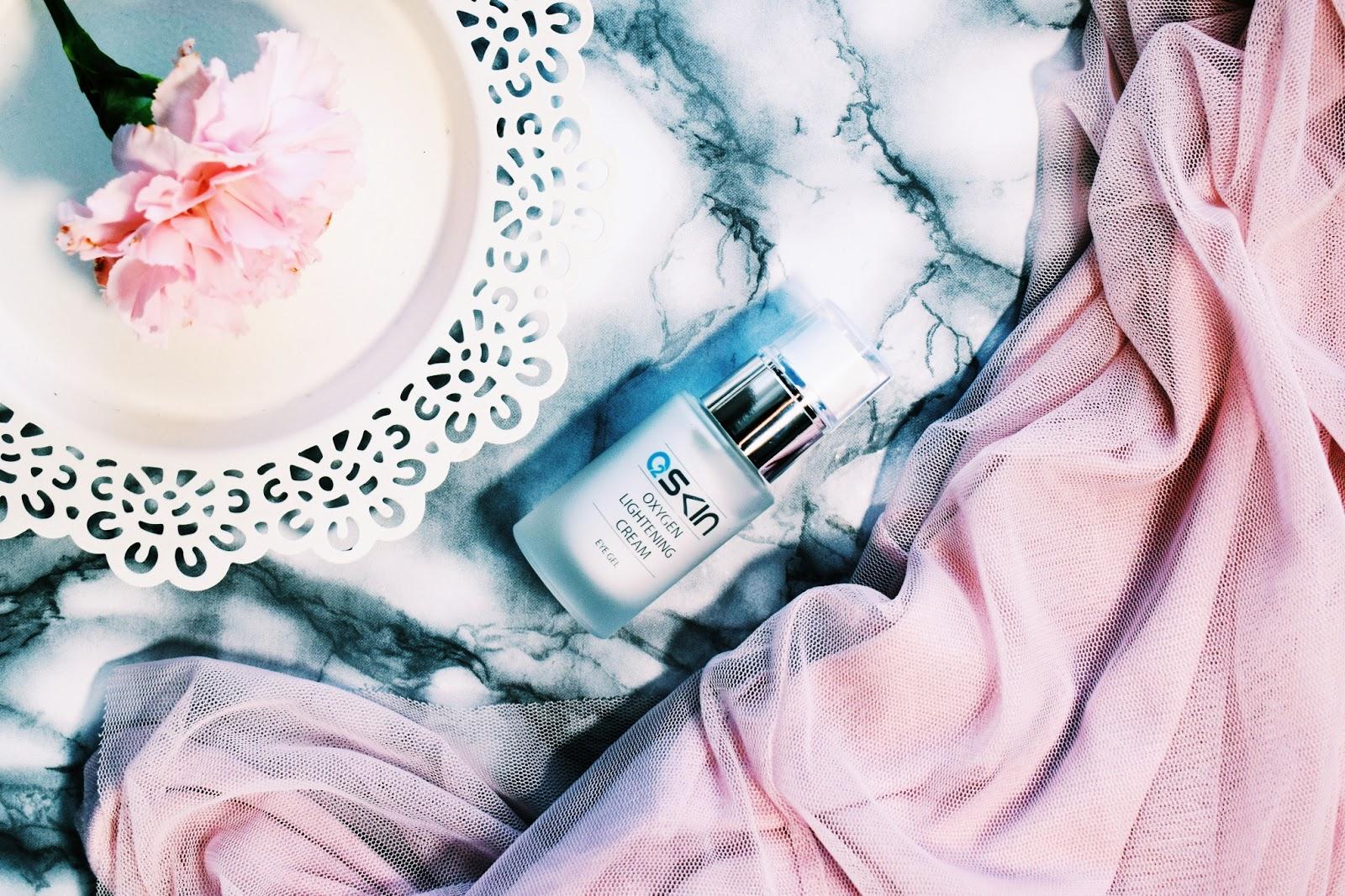 Pielęgnacja skóry z kosmetykami O2SKIN