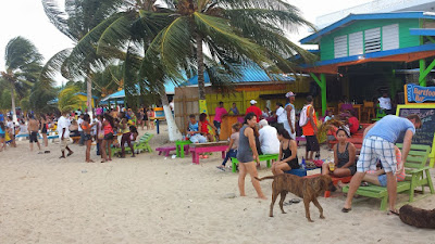 Image result for pure placencia barefoot bar