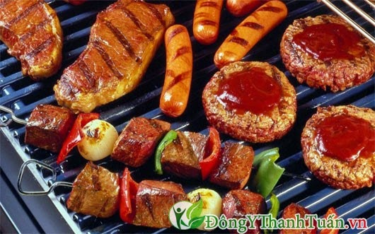 Chế độ ăn cho người đau dạ dày - Hạn chế món ăn cay nóng