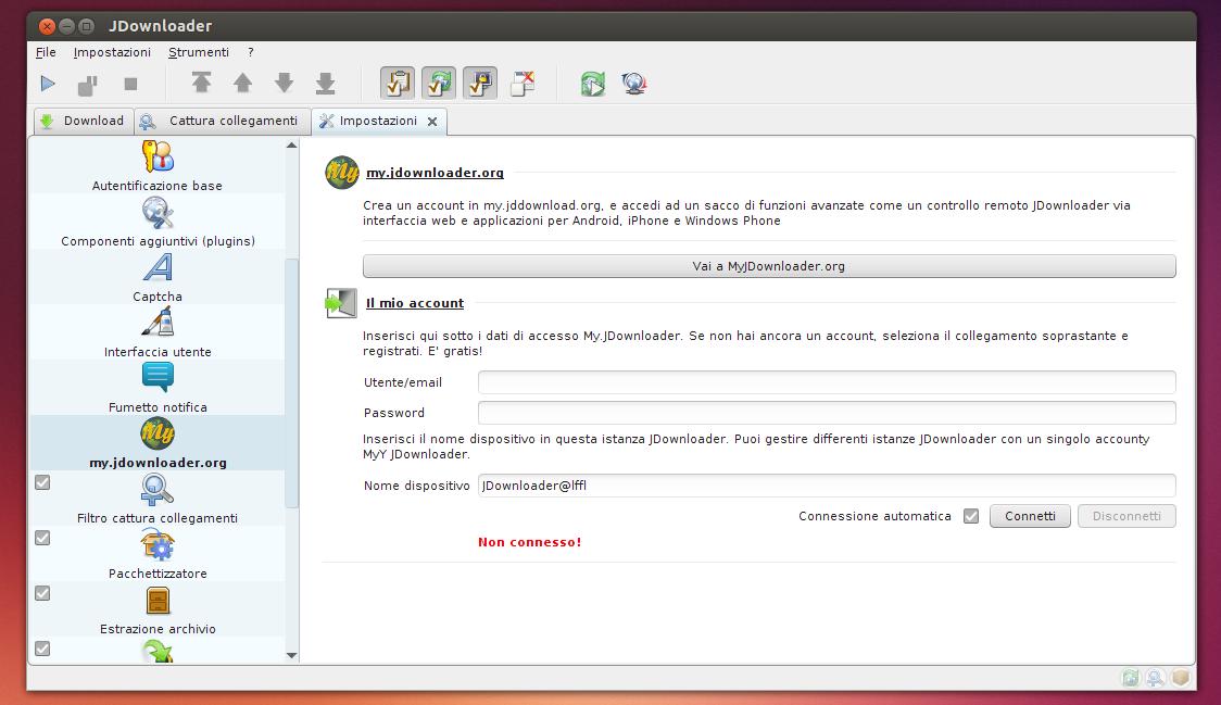Installare JDownloader 2 in Ubuntu Linux e derivate - Lffl org