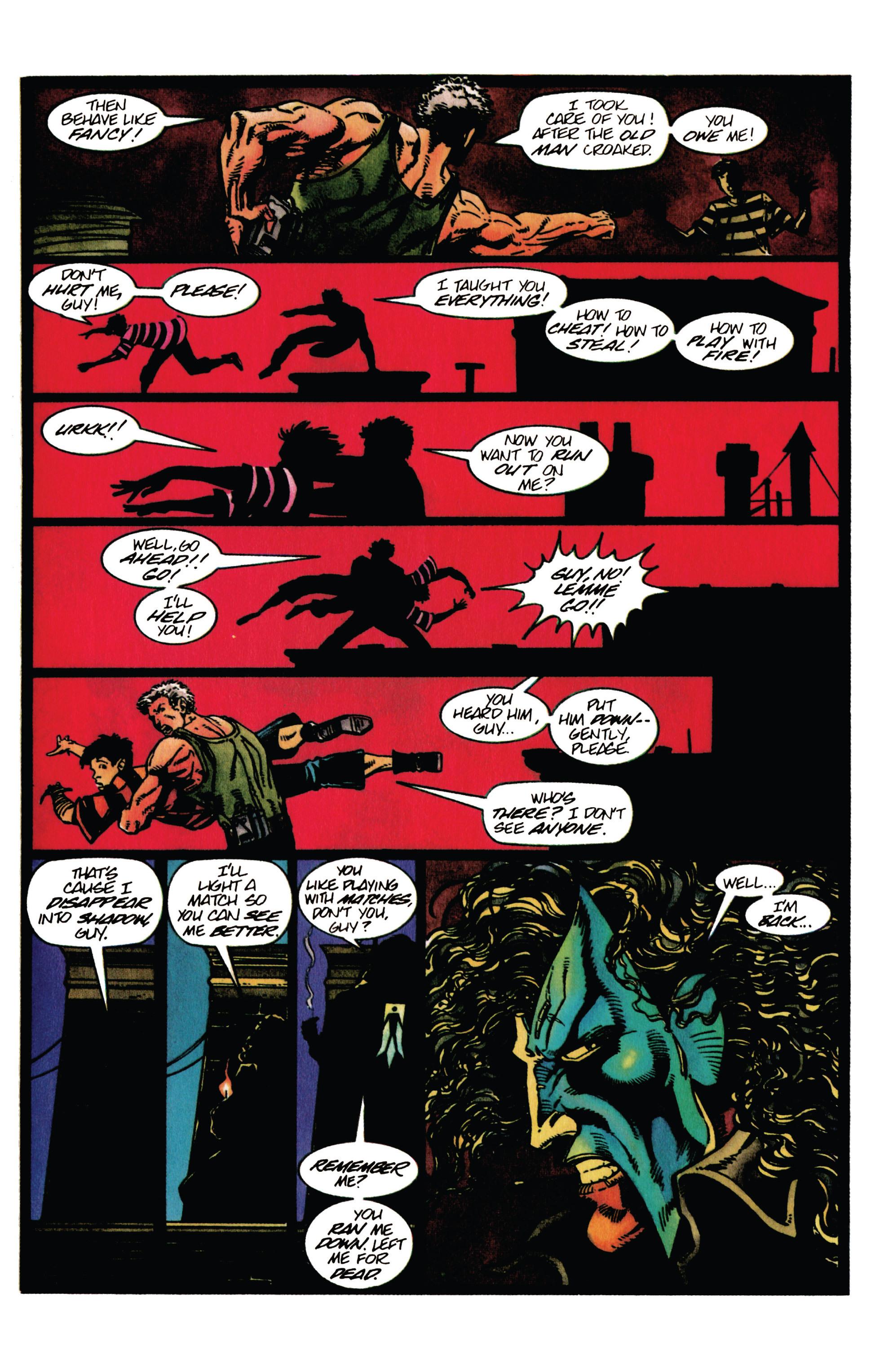 Read online Shadowman (1992) comic -  Issue #30 - 18
