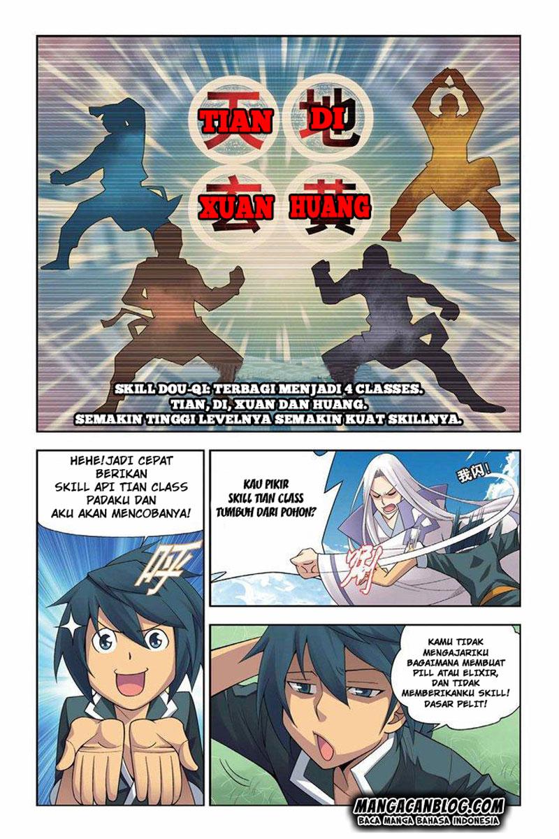 Battle Through Heaven Chapter 03-22