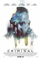 Criminal (2016) Poster