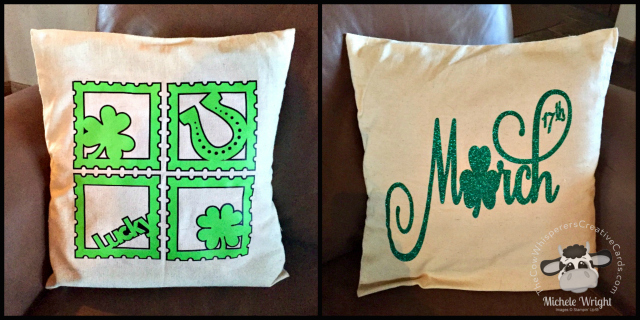 Farmhouse, St Patricks Decor, Shamrock, St Patrick Pillow