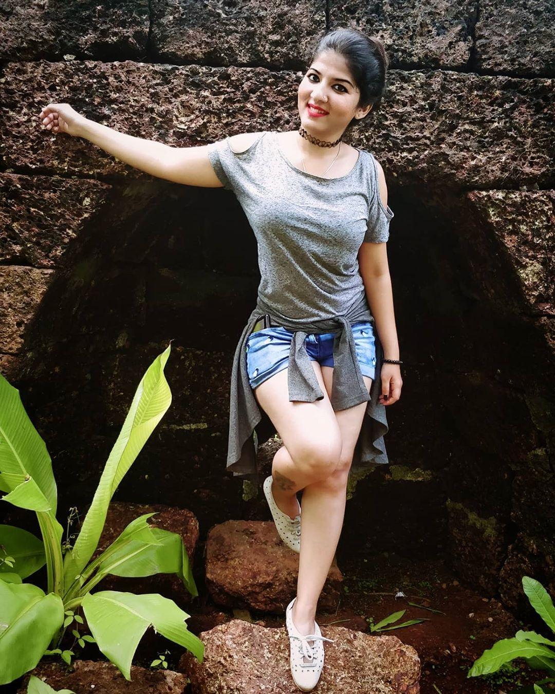 Aswathy Uppum Mulakum Serial Actress