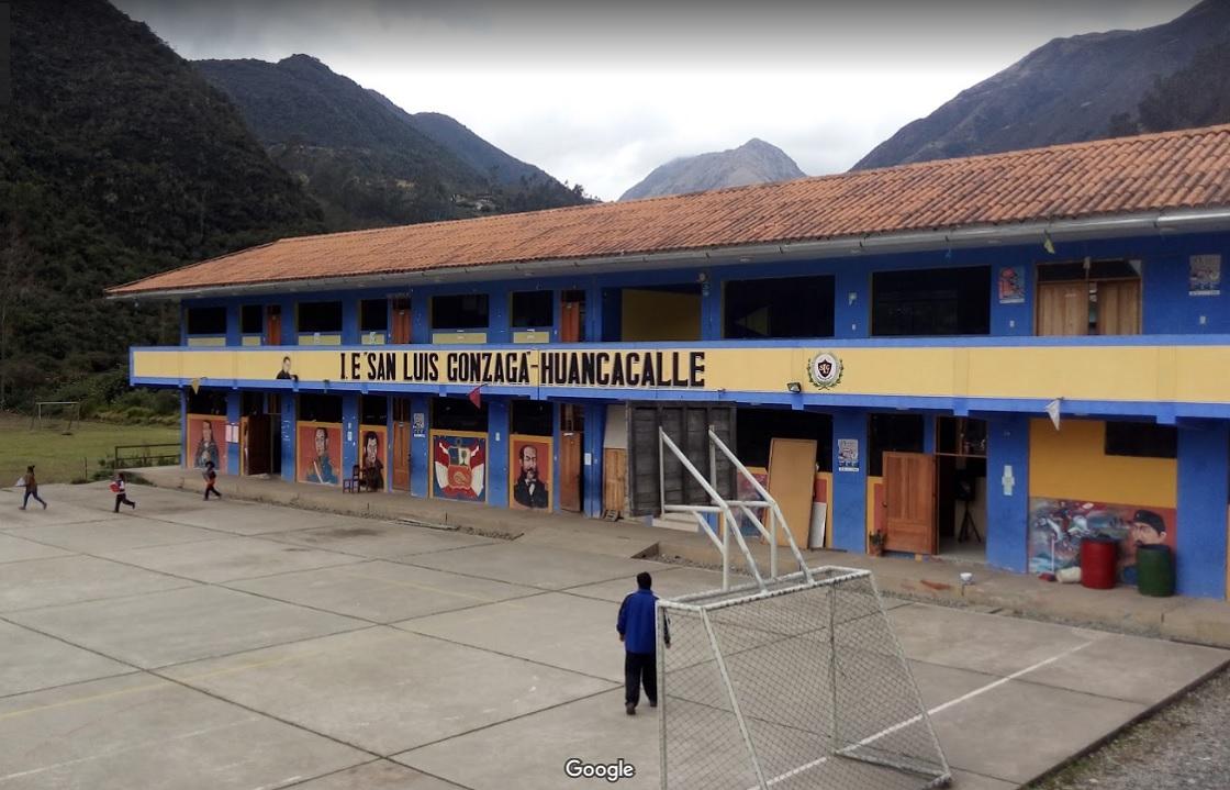 Colegio SAN LUIS GONZAGA - Huancacalle