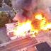 فيديو يرصد لحظة الانفجار الهائل الذي هزّ مدينة Sun Prairie