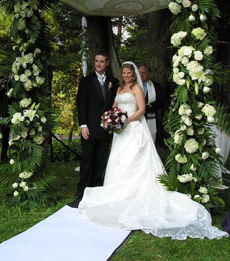 Ceremony Magazine L Auberge Seaside Wedding: Wedding Ceremony Decorations