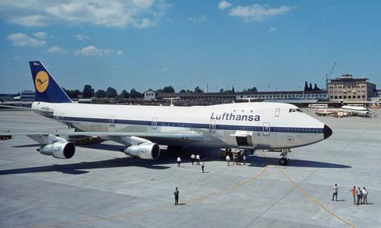 Lufthansa 60th Anniversary 2015