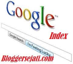 Cara Agar Blog Terindeks Di Google