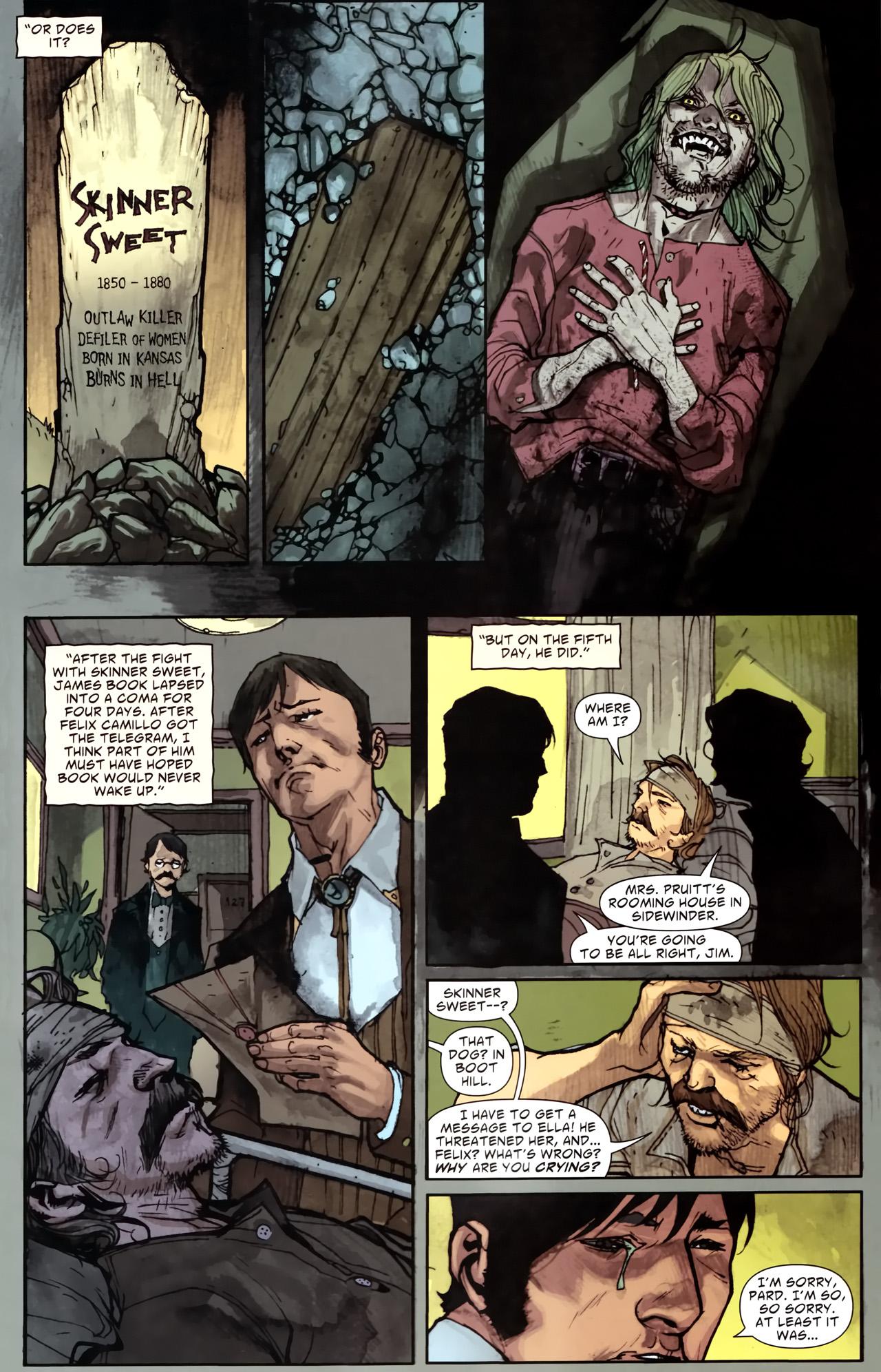 Read online American Vampire comic -  Issue #2 - 20