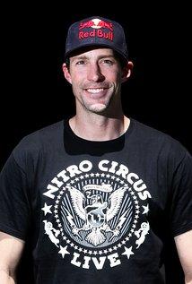 Travis Pastrana. Director of Nitro Circus: The Movie