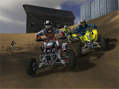 MX vs ATV Unleashed Game Free Download