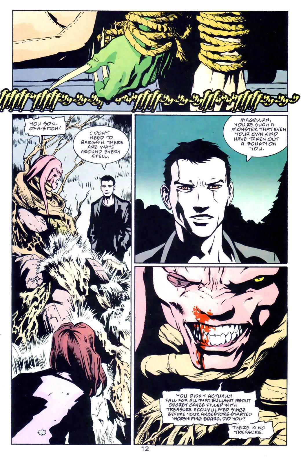 Read online Midnight, Mass comic -  Issue #3 - 13