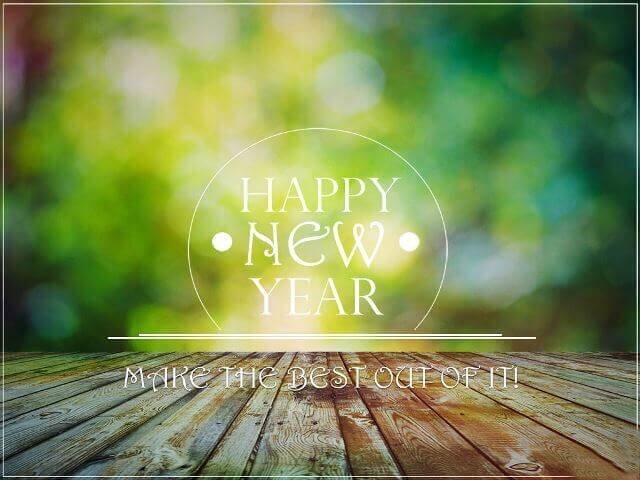 Happy New Year Best Images With Quotes
