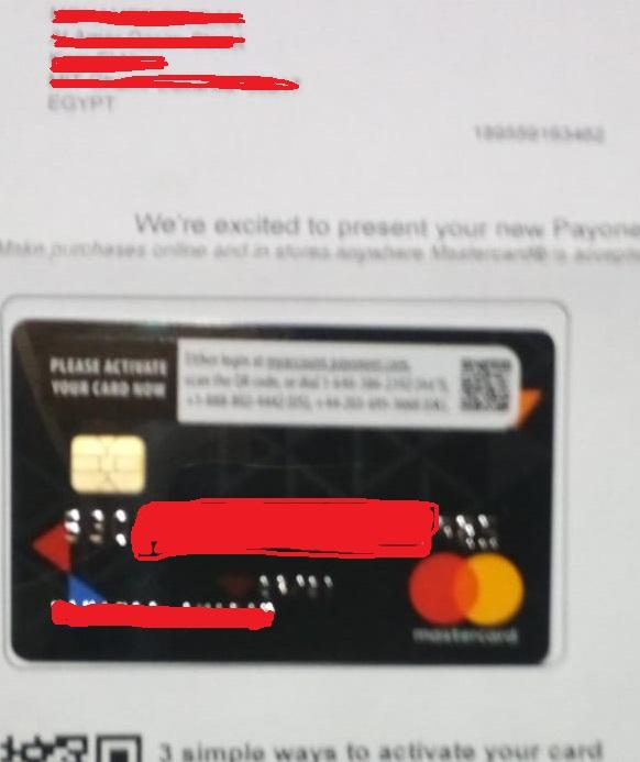 تفعيل بطاقة بايونير مسبقة الدفع وحساب بنكي امريكى بسهولة