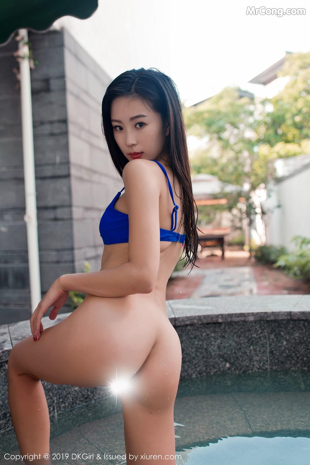 Image DKGirl-Vol.119-Alice-MrCong.com-024 in post DKGirl Vol.119: 小子怡Alice (38 ảnh)