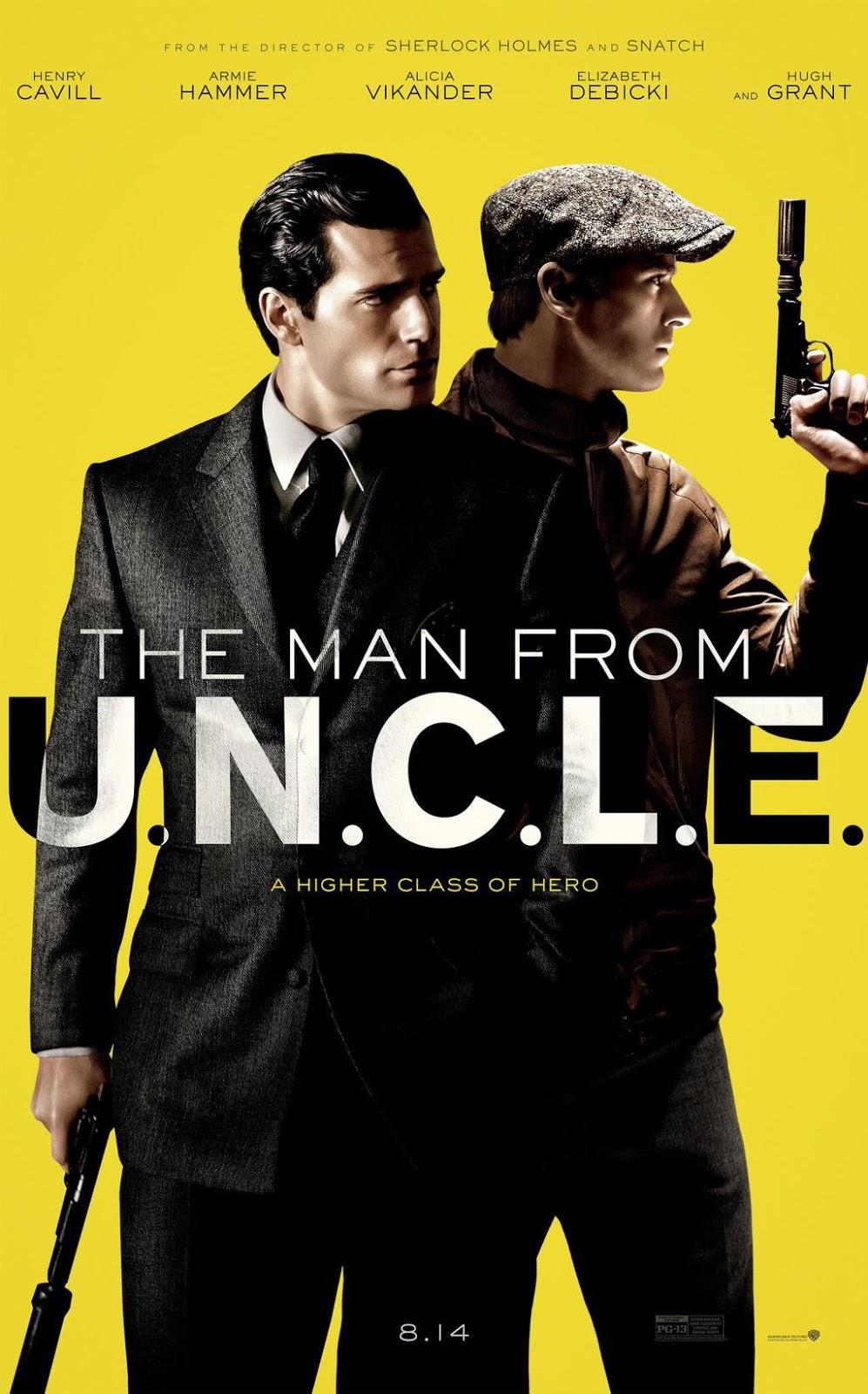 The Man from U.N.C.L.E. (2015) คู่ดุไร้ปรานี [Subthai ซับไทย]