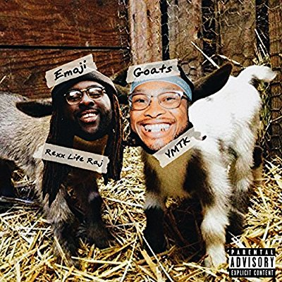 Rexx Life Raj & YMTK - Emoji Goats (EP) -  Album Download, Itunes Cover, Official Cover, Album CD Cover Art, Tracklist