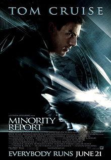 Sinopsis Film Minority Report (2002)