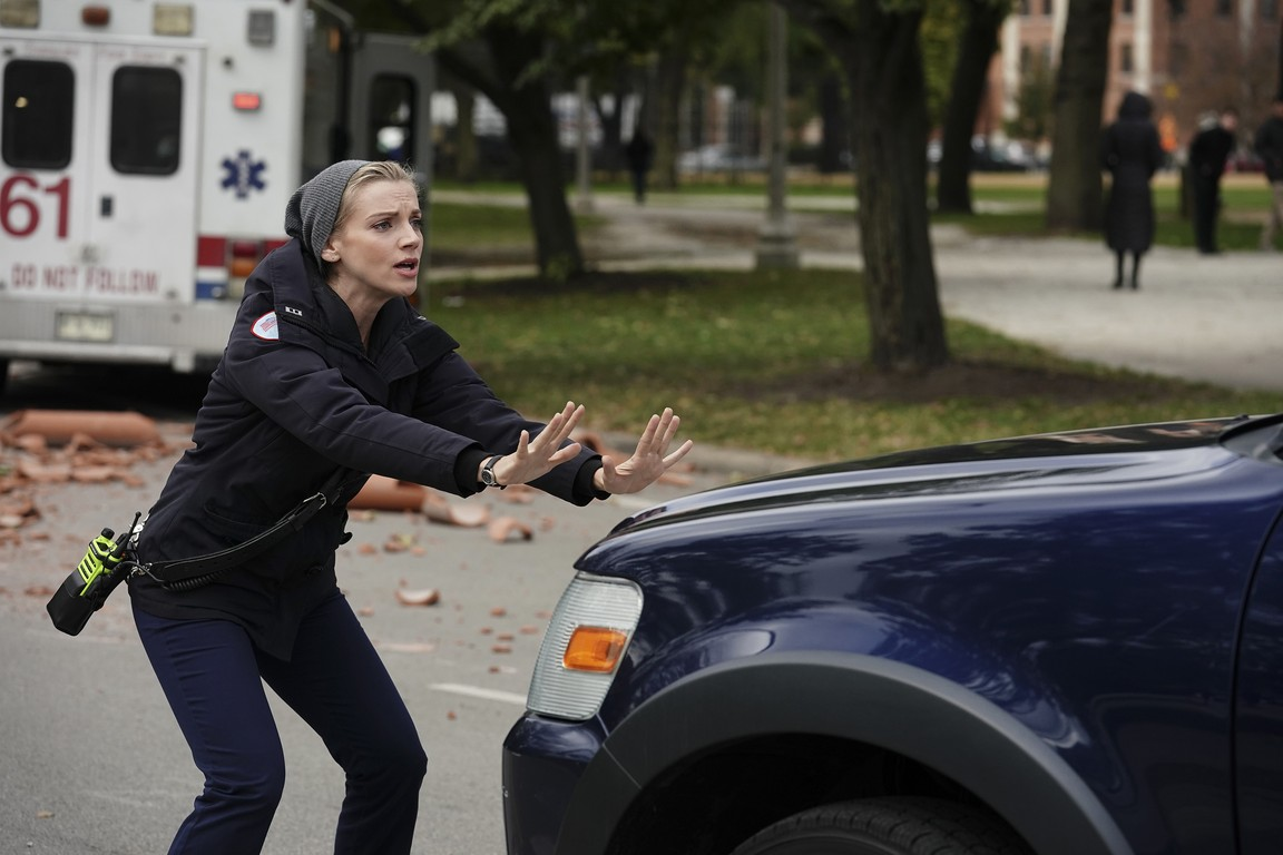 Chicago Fire - Season 7 Episode 09: Always a Catch