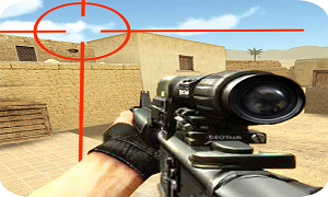 تحميل لعبة مطلق النار بندقية القاتل مهكرة للاندرويد اخر اصدار