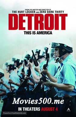 Detroit 2017 English Full Movie WEB DL 720p 1GB at movies500.info