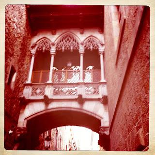 Mete a misura di marmocchio: Barcellona parte III – trentuno.