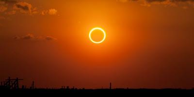 Tata Cara Sholat Gerhana Matahari