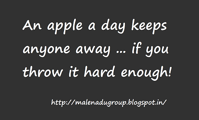 apple funny quotes