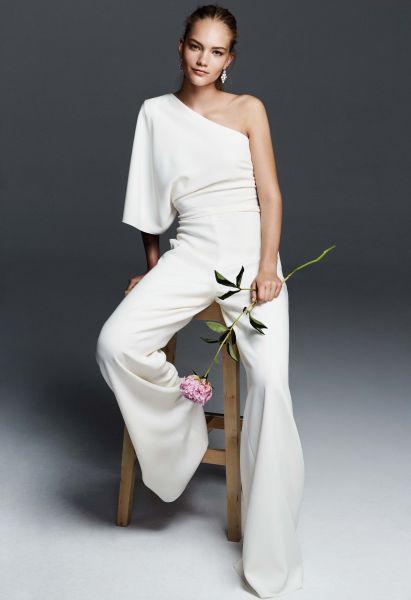 Bonitos vestidos de novias | Colección Max Mara