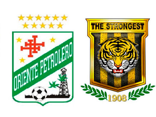 En vivo Oriente Petrolero vs. The Strongest