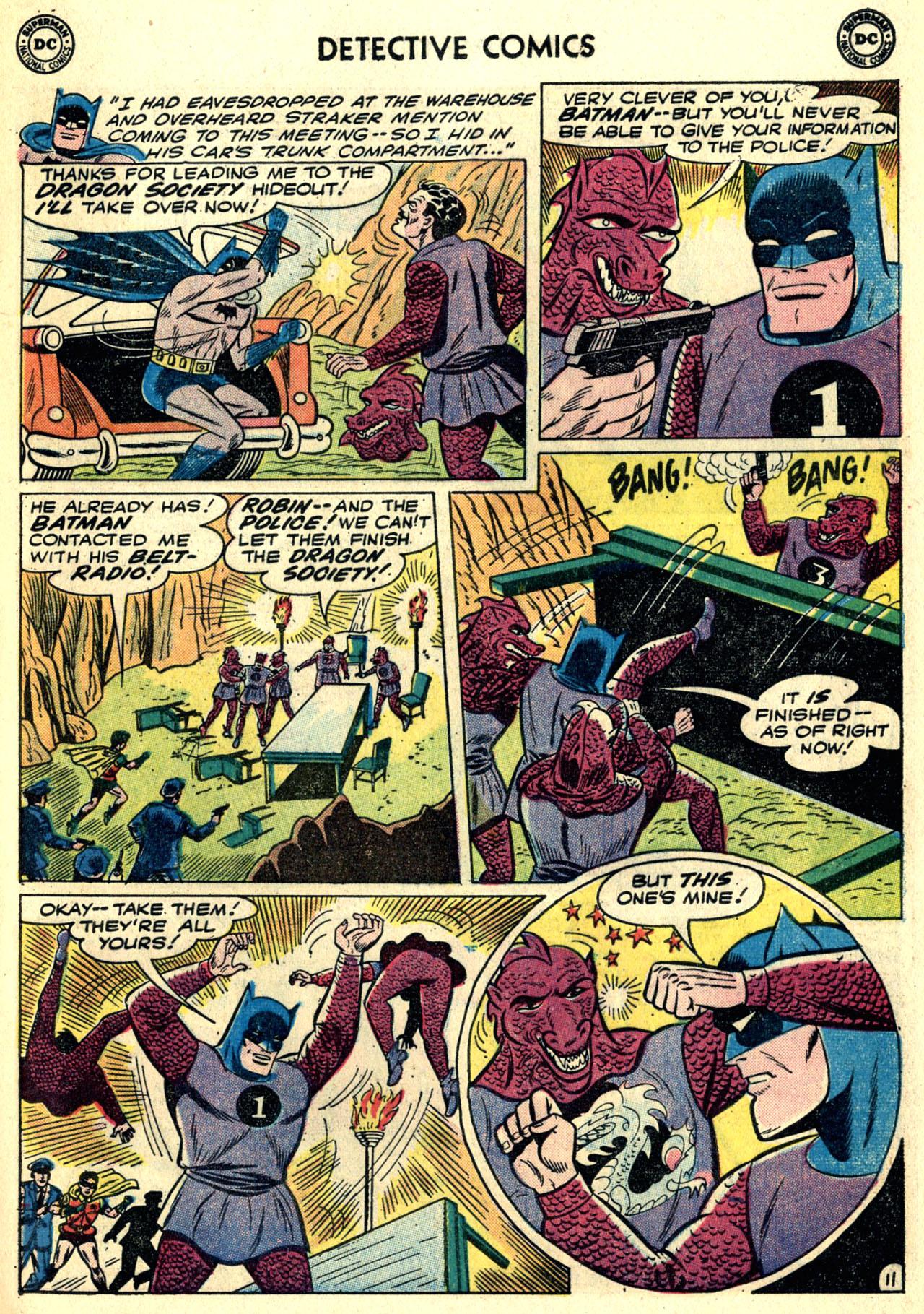 Detective Comics (1937) 273 Page 12