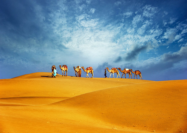 Grand Erg Oriental, Tunisia