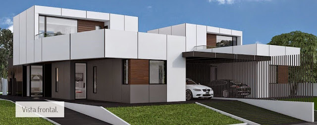 Vivienda modular Resan - Modelo Golf