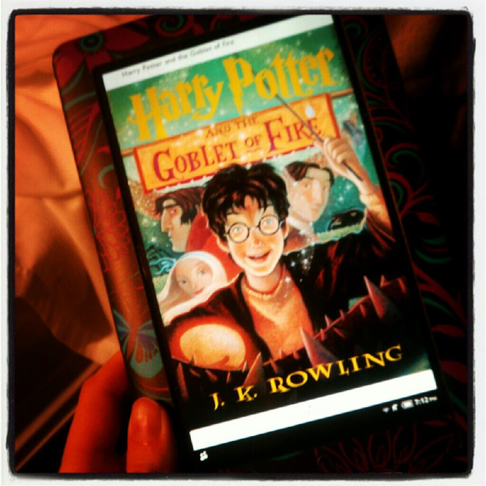 an analysis of harry potter and the goblet of fire by jk rowling Stephen moss assesses the critical reaction to jk rowling's harry potter and the goblet of fire.