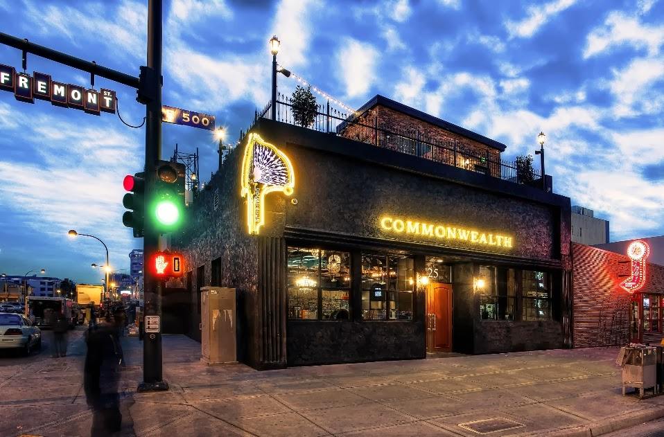 Bar Commonwealth em Las Vegas