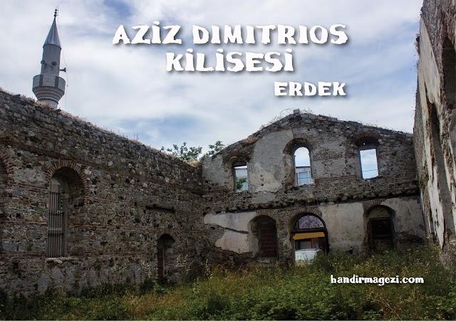 AZİZ DIMITRIOS KİLİSESİ