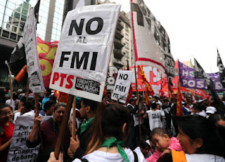Σε προχωρημένο στάδιο οι συζητήσεις του ΔΝΤ με την Αργεντινή